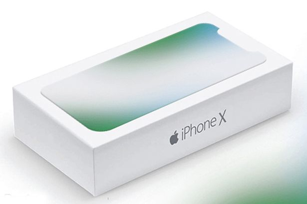 iPhone-X-box-leaked